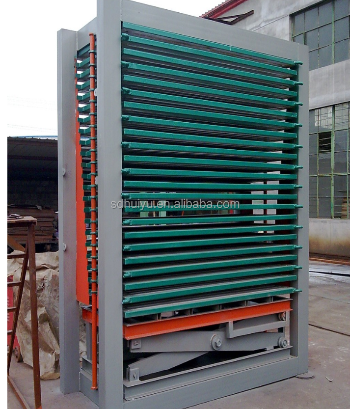 Plywood Hot press Veneer Dryer Plywood machine