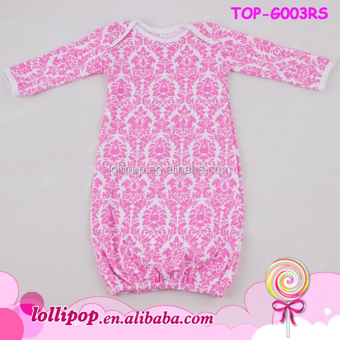 2016 Wholesale Baby Christening Gowns Long Sleeve Children Girl/boy ...