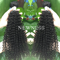 Good Feedback hair attachment and weaving afro kinky curly hair extensions