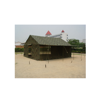 ISO standard army frame tent