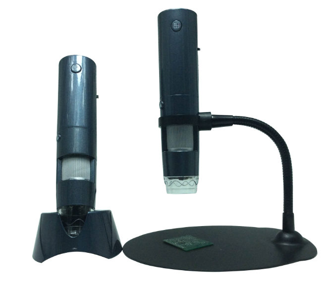 Hot wireless microscope, cheap electron microscope, monocular microscope
