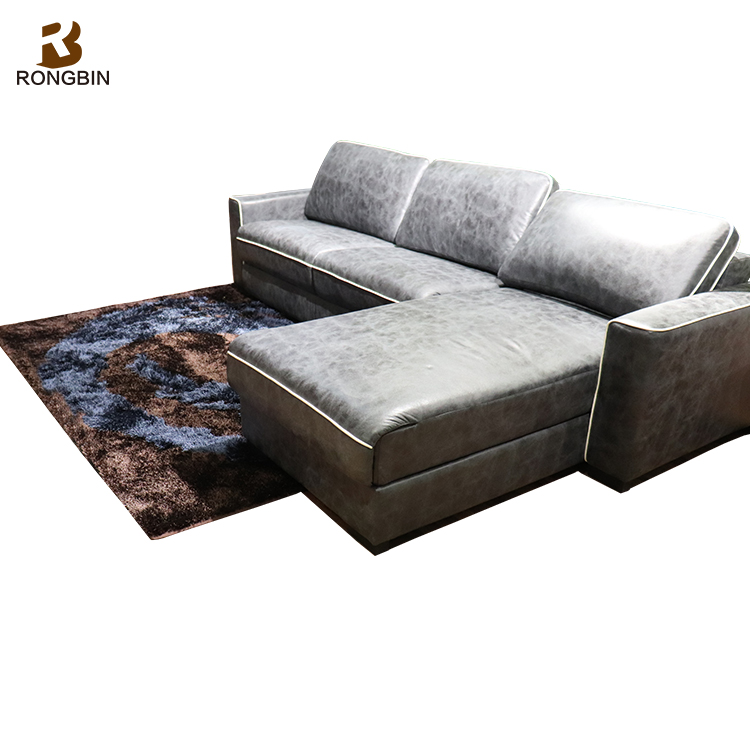American Style 3 Seater Sofa Furniture,Cozy Functional Leather Recliner  Sofa - Buy 3 Seater Recliner Sofa,Leather Sofa,Recliner Sofa Product on ...