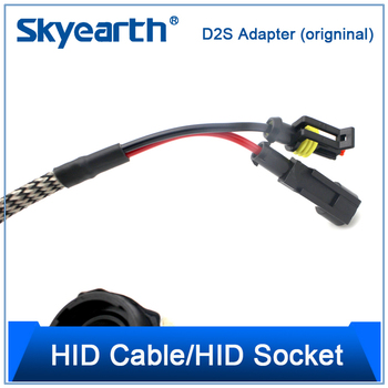 Car Accessories Hid Extension Wiring Relay Harness For Bmw 5502 P13 on