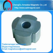 samarium cobalt magnet smco first rank arc shape magnet
