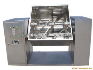CH series stainless steel double Z arm mixer