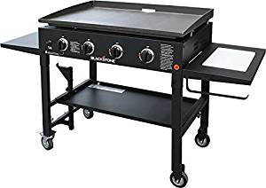 Blackstone 1554 36 Inch Propane Gas Griddle Cooking Station