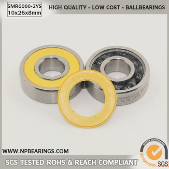 Cn Full Ceramic Ball Bearing 689 9*17*4 Open Type Si3n4 Ball For ...