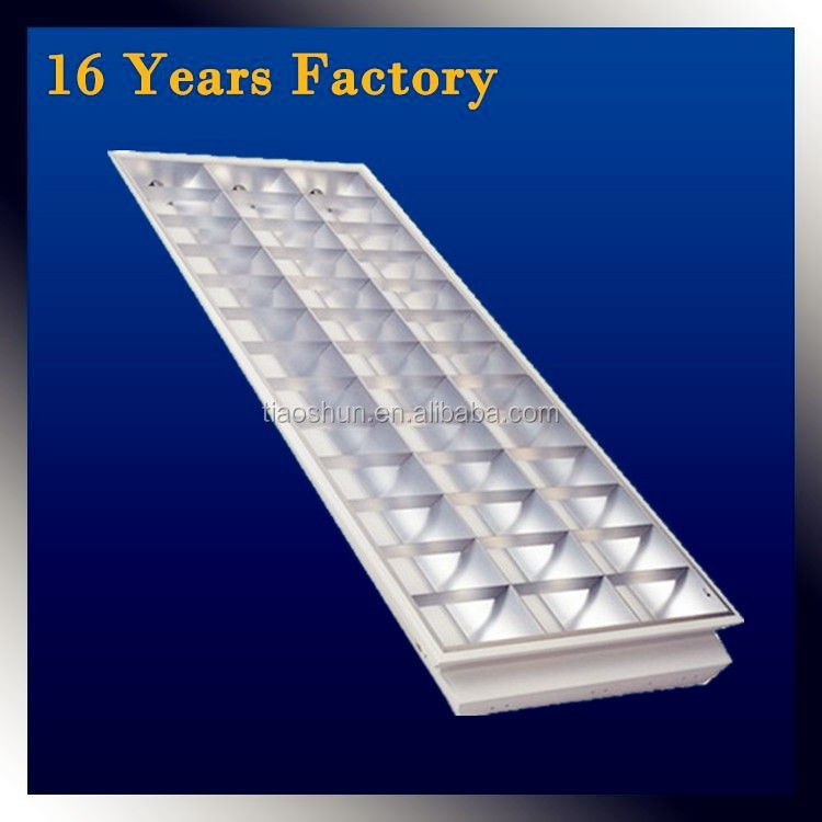 3x14W 3x28w T5 t LED Grille Light/louver fitting