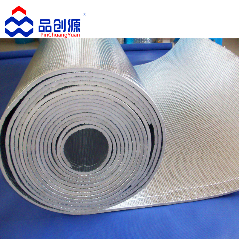 Delivering High-Performance anti glare reflective polyethylene PE foam thermal resistant roofing heat