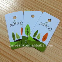 Free samples custom loyalty cards and tags