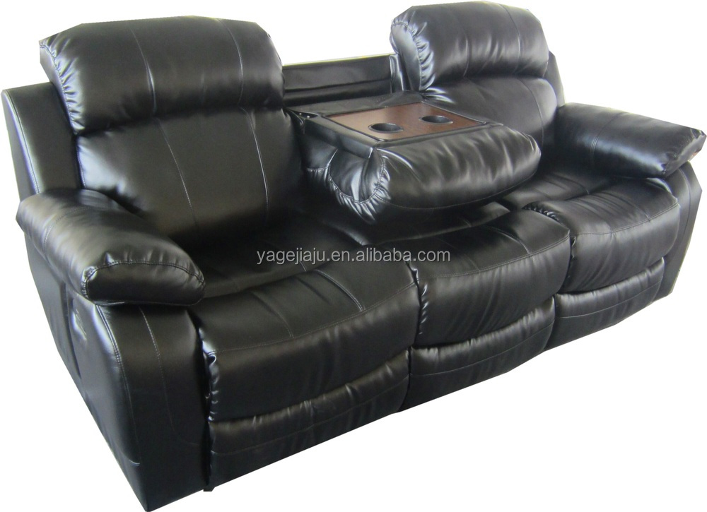 Modern Design Hot Selling Lazy Boy Leather Recliner Sofa