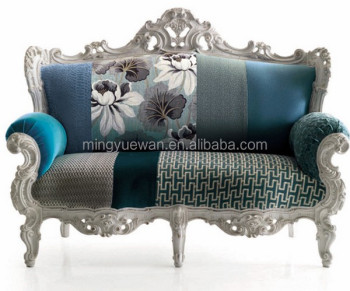 Vintage Armchair Eye Catching Seatings Look French Style Long Sofa Sets