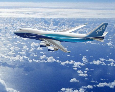 The Boeing 747-400 Erf (brand New)