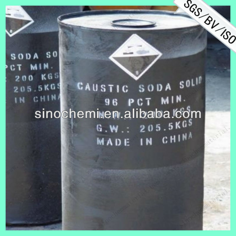 Industrial grade caustic soda flakes 98% 99% manufacturer in indonesia