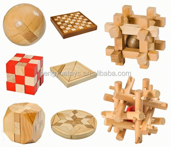 intelligenz 3d brain teaser holz puzzle nehmen den ball lustige w rfel iq spiel iq spielzeug 2. Black Bedroom Furniture Sets. Home Design Ideas