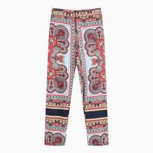 Flower printed ladies fashion <strong>design</strong> <strong>pants</strong> casual summer <strong>trousers</strong> formal <strong>trousers</strong> <strong>for</strong> <strong>women</strong>