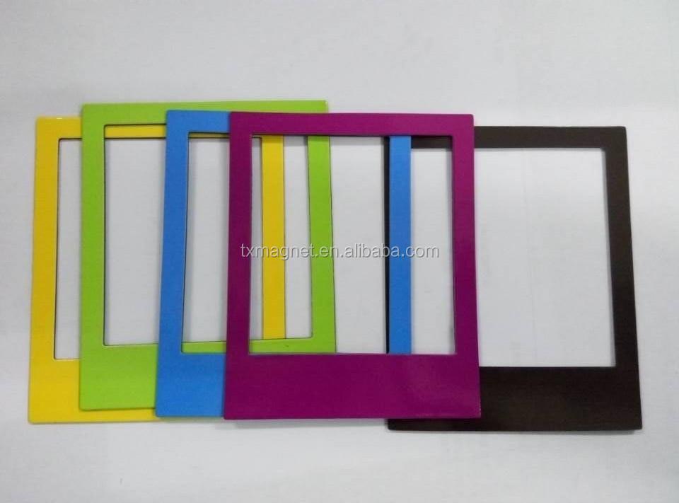 Pantone Color Photo Frame Magnet 4\