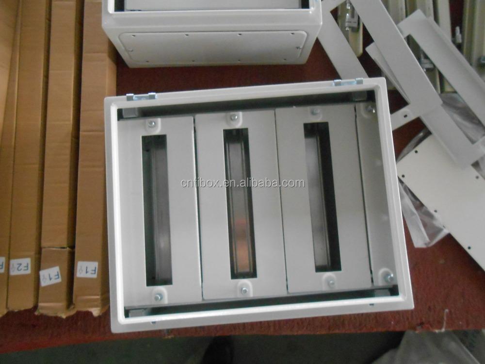 Din Rail Type Switch Mcbcircuit Breaker Metal Box