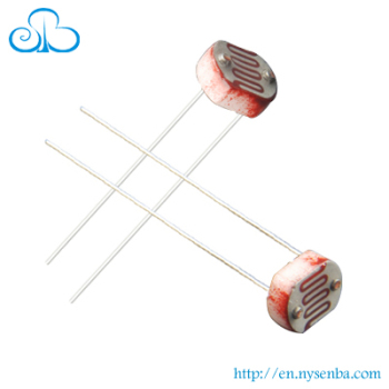 Ldr (light Dependent Resistor) Gl55 Series Cds Photocell ...