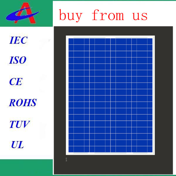 220W solar panel solar module PV photovoltaic factory from China