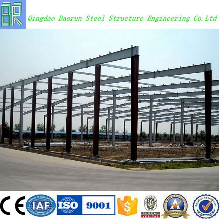 Sandwich Panel Hot Sale Modular Warehouse Building