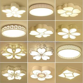 Ongebruikt Creative Design! Led Plafond Lampen Moderne Ijzer Kunst Woonkamer UV-44