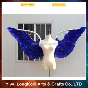 Wholesale new product adult feather large angel wings
