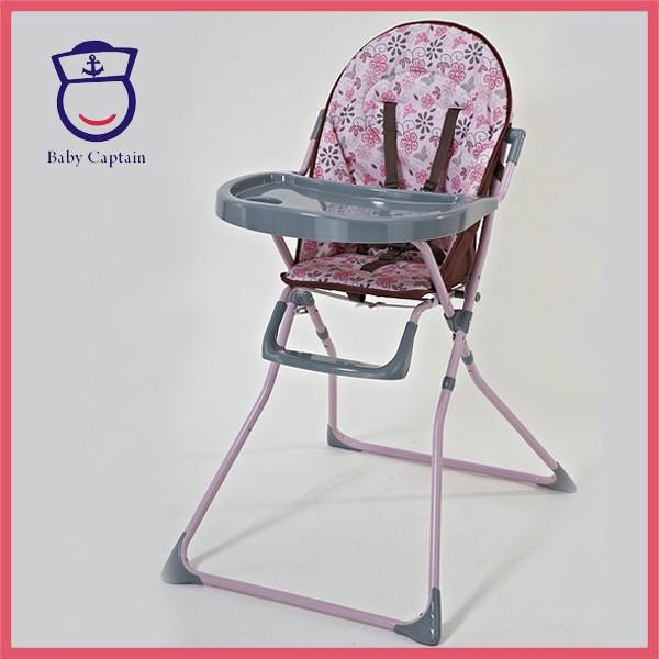 Plegable silla de comedor con silla alta bandeja extra ble - Silla alta plegable ...