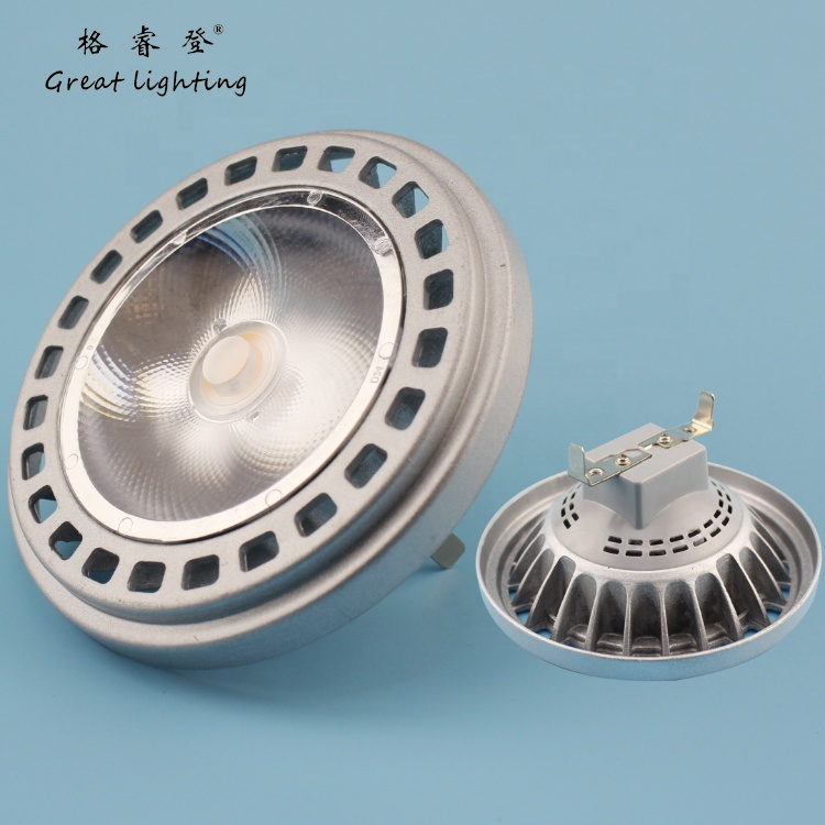 Free Sample AC/DC12V ES111 Led G53 <strong>Spotlight</strong> AR111 GU10 G53 Led