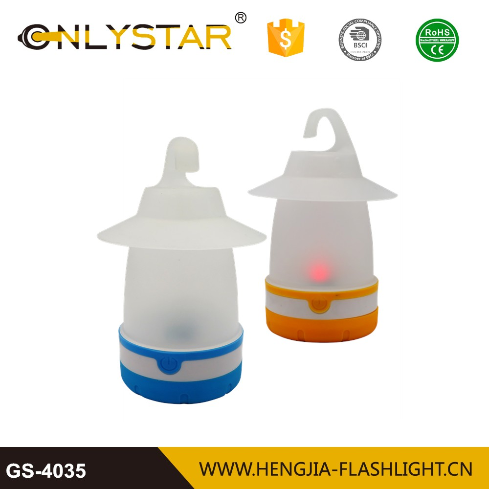 Manufacture wholesale portable outdoor LED emergency hanging camping tent lighting