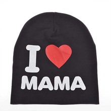 2015 Fashion Autumn Baby Hat Knitted Warm Cotton Toddler Beanie Baby Cap Kids Girl Boy I