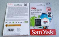 SDSDQUAN-032G SanDisk TF card Ultra Class 10 48M/sec