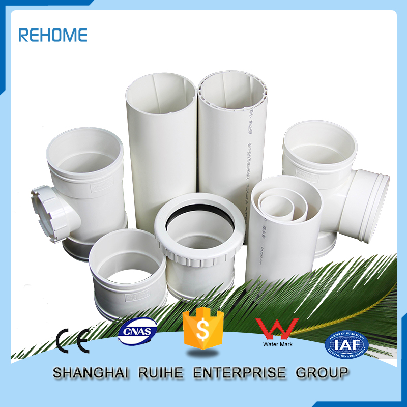 Colorful High Quality pvc pipe fitting hydroponic system