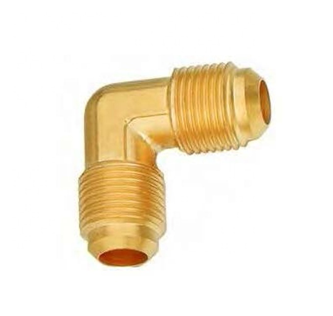 Union Elbow Tee Reducer Plug Liquid Distributor Brass Pipe Fitting for ACR Accessories
