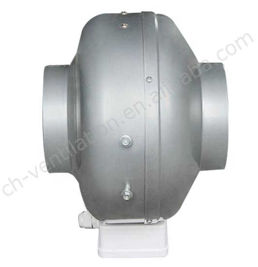 Inline Fan Structure : Carbon filter kit hydroponics kits quot inline fan air