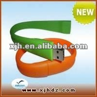Colorful Bracelet Usb Flash