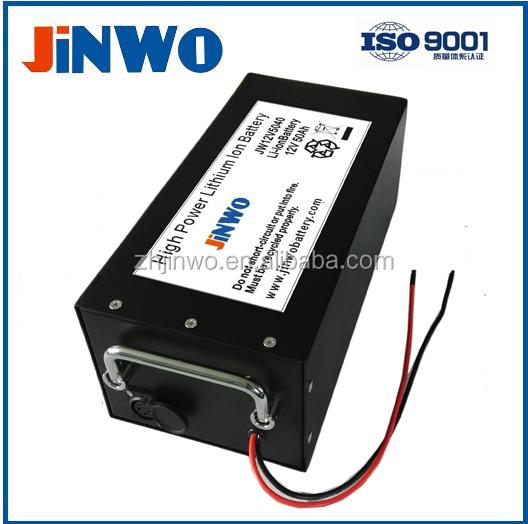 11.1V (12V) 50Ah Lithium Ion Battery for Network Cameras and Wifi Antenna Lithium ion Li-ion Battery 12V 50Ah