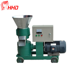 HHD Animal feed pellet machine/small animal feed pellet mill for sale