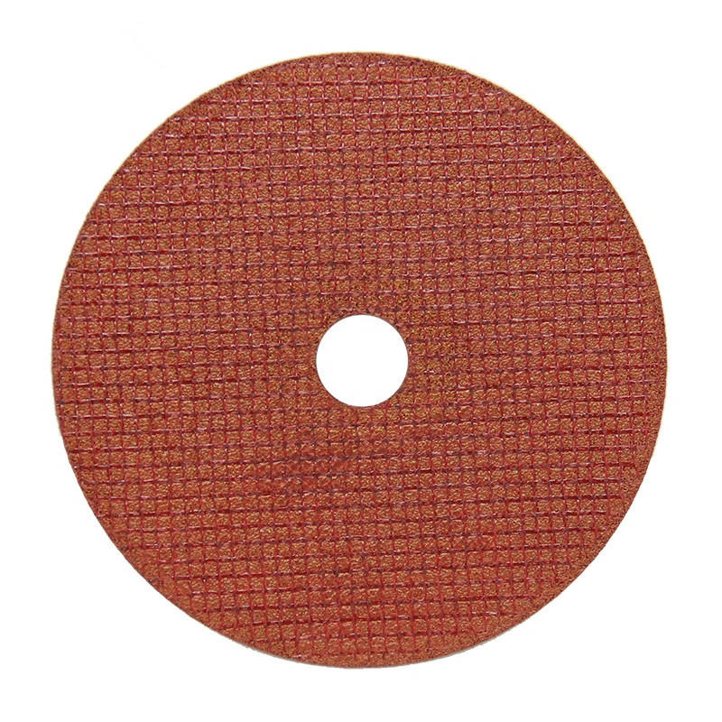 "POWERKIN 5"" T41 high speed double net durable diamond cutting disc wheel for metal carbon steel"