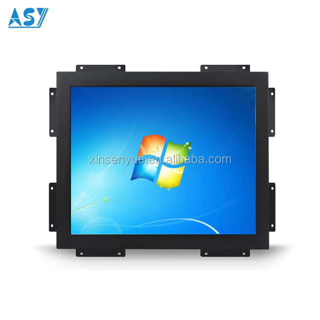 Customize 21.5 inch VESA Linux system 4GB memory rugged industrial panel pc