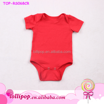 2016 Baby Clothes Factory Custom Print Baby Clothes Manufacturers