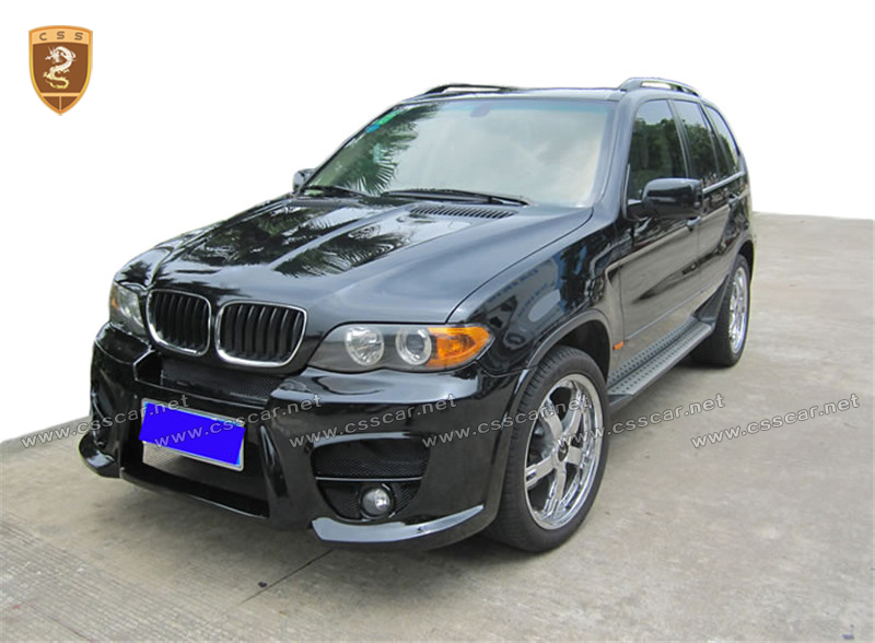 Factory Price Old Style Big Body Kit Suitable For Bnw X5