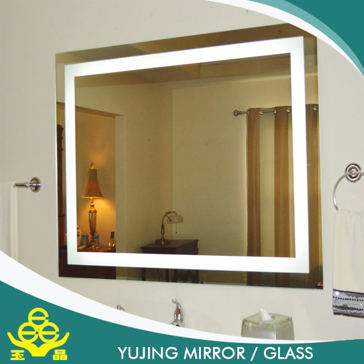 New arrival modern LED Full Length Wall Mirror with Light Illuminated manufacturer