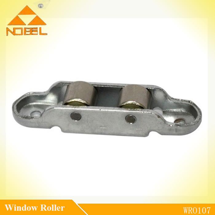 China Supplier Aluminum Alloy Sliding Gate Guide Wheels