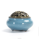 Factory directly sale incense burner colorful portable antique aroma fragance ceramic incense oil burners