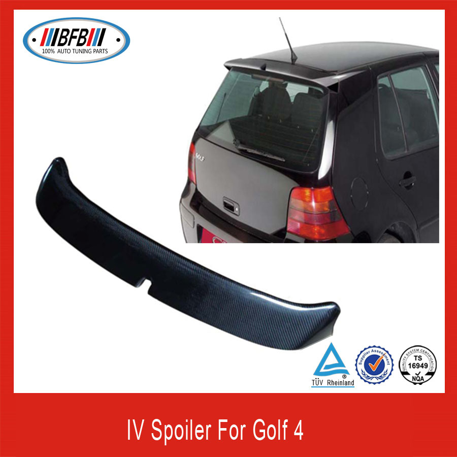 car accessories iv spoiler for golf 4 abs plastic buy spoiler for golf 4 iv spoiler abs. Black Bedroom Furniture Sets. Home Design Ideas