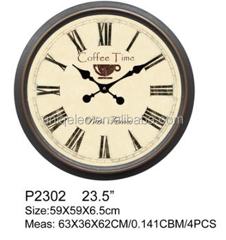 Fashion 24 Inch Large Plastic Wall Clock Buy Fashion 24 Inch Large