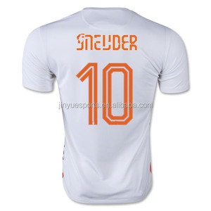 quality design a019a 0de10 2017-2018 Wholesale Netherlands/holland Soccer Jersey /football Shirt