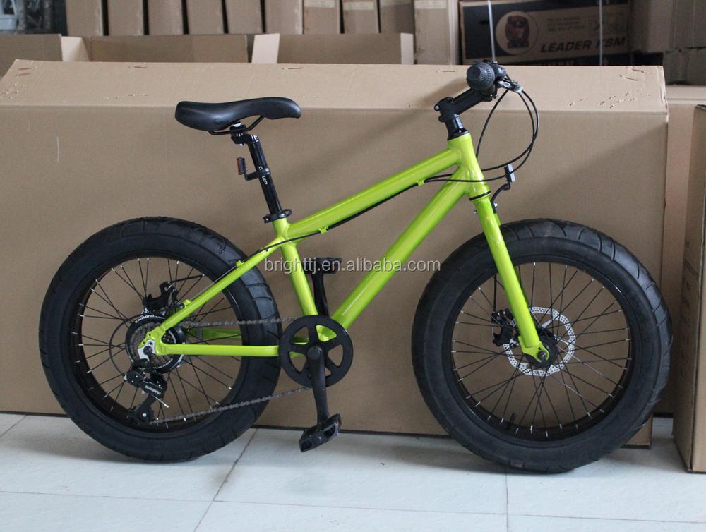20 Inch Kids Fat Tire Bike For Sale View Fat Tire Bike Bright