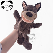 OEM Plush Cartoon Ventriloquist Hand Puppets